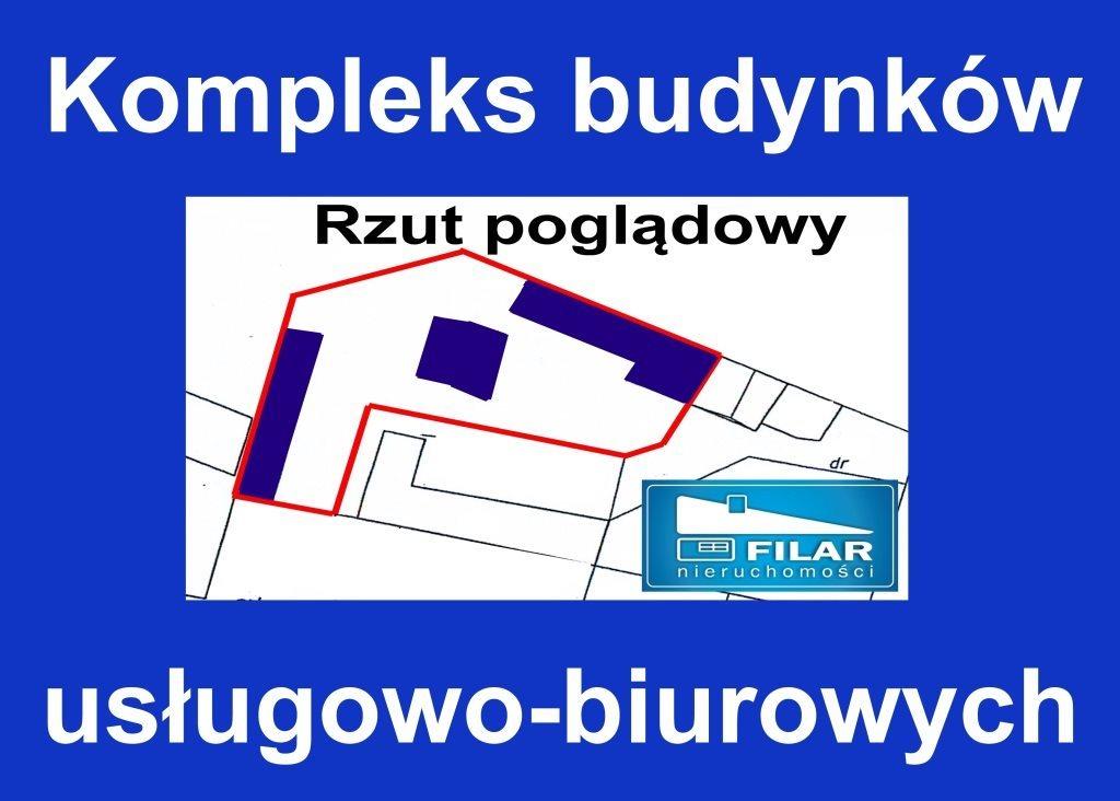 Lokal użytkowy na sprzedaż Lubin, Centrum  637m2 Foto 1
