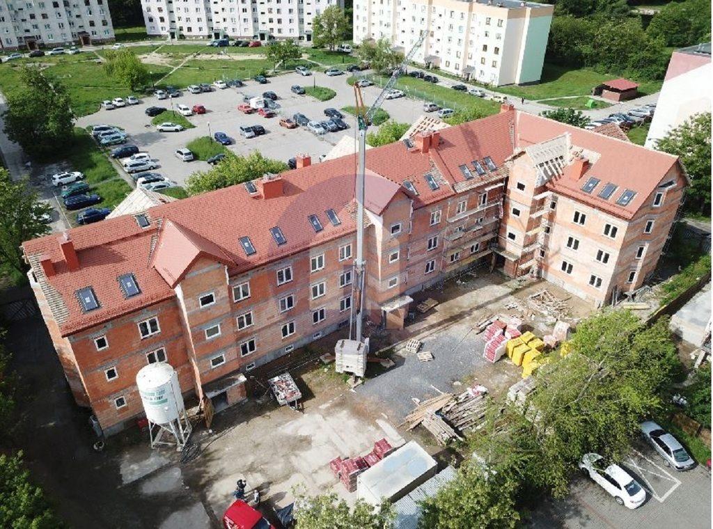 Mieszkanie dwupokojowe na sprzedaż Legnica  65m2 Foto 1