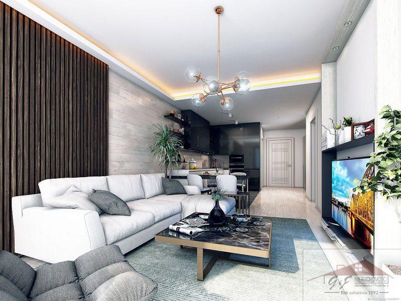 Mieszkanie dwupokojowe na sprzedaż Turcja, Alanya - Kestel, Alanya - Kestel  76m2 Foto 7