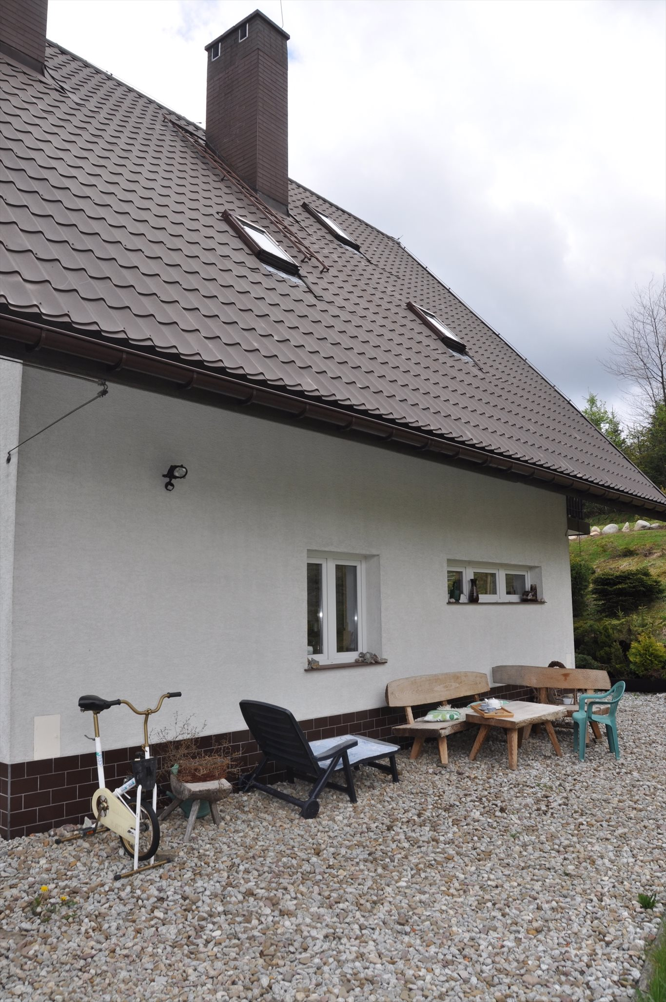 Dom na sprzedaż Zakopane, Kasprusie  160m2 Foto 1