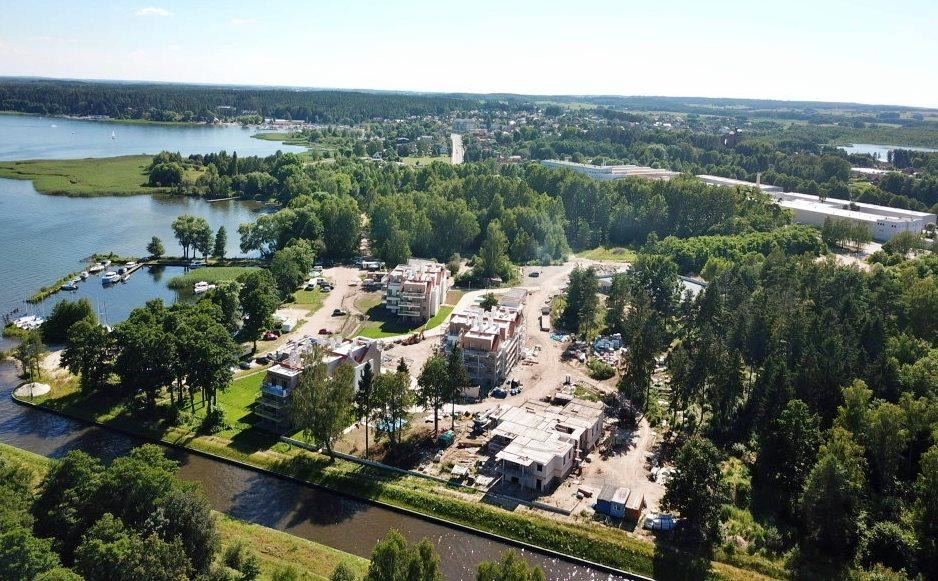Mieszkanie dwupokojowe na sprzedaż Giżycko, Moniuszki 23b 8  60m2 Foto 5