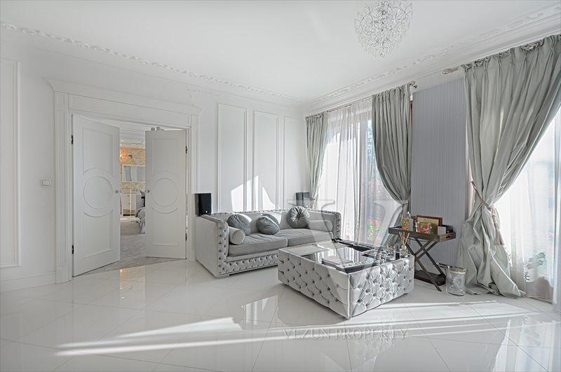 Luksusowe mieszkanie czteropokojowe  na sprzedaż Warszawa, Mokotów, Puławska  170m2 Foto 1