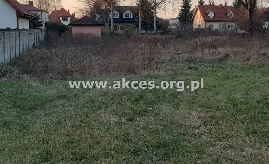 Działka budowlana na sprzedaż Kobyłka, Maciołki  900m2 Foto 1