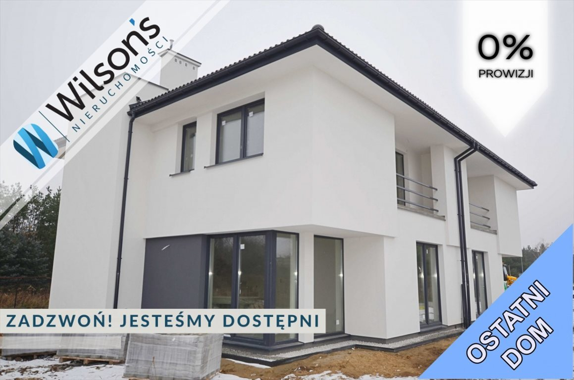 Dom na sprzedaż Łomianki, Łomianki Dolne  166m2 Foto 1
