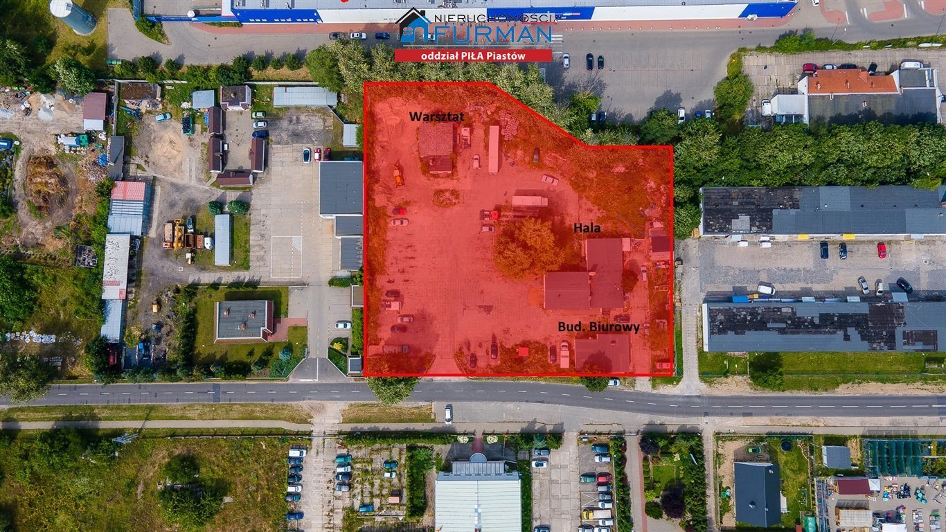 Lokal użytkowy na sprzedaż Piła, Podlasie  6648m2 Foto 2