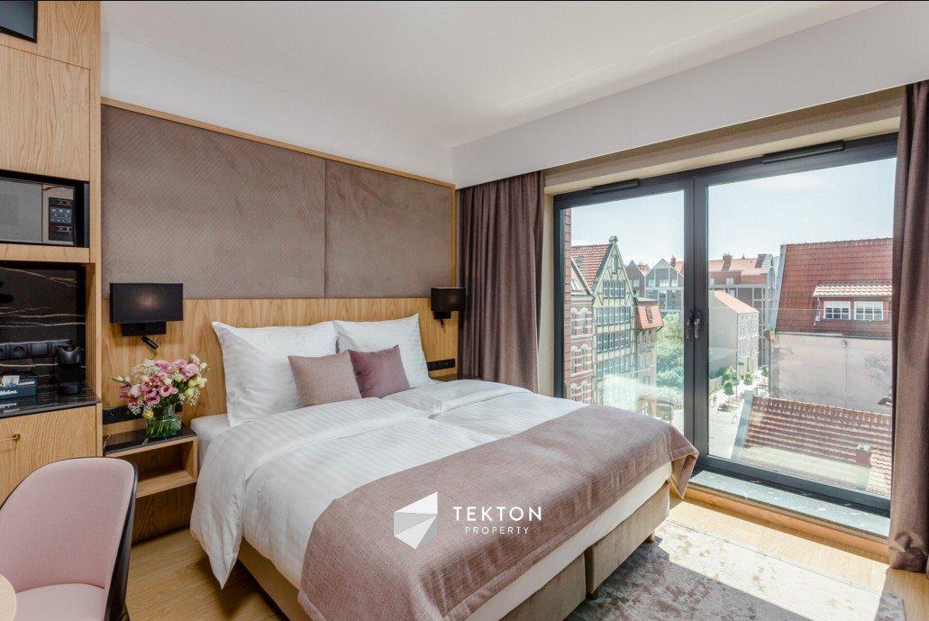 Mieszkanie dwupokojowe na wynajem Gdańsk, Śródmieście, Chmielna  50m2 Foto 3
