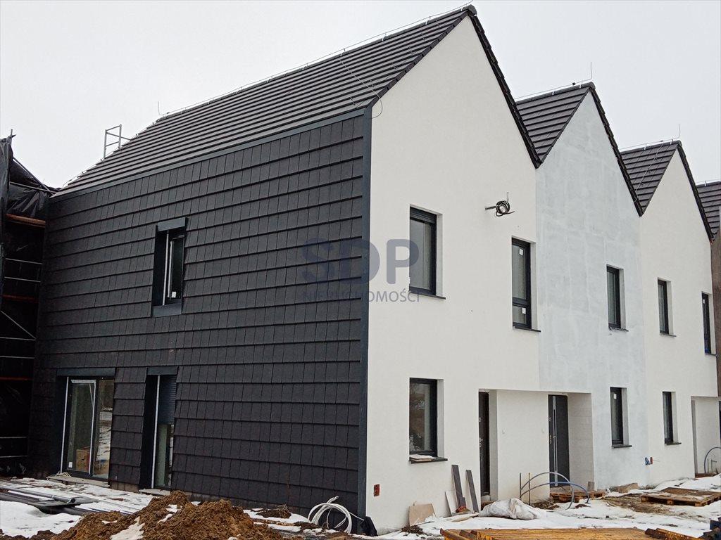 Dom na sprzedaż Wrocław, Fabryczna, Leśnica  111m2 Foto 1