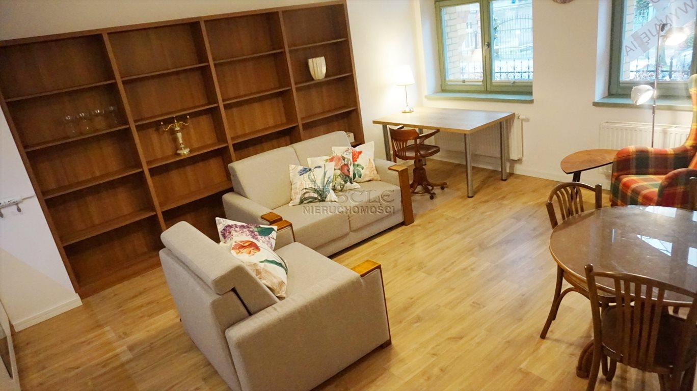 Mieszkanie dwupokojowe na wynajem Poznań, Grunwald, Łazarz, Orzeszkowej  40m2 Foto 3