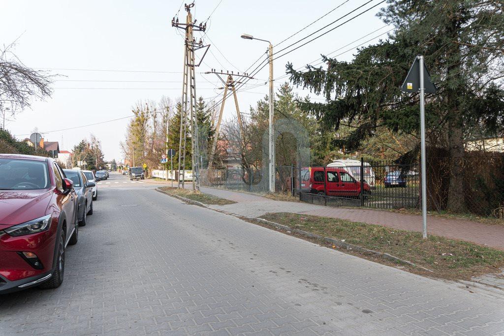 Działka budowlana na sprzedaż Piastów, Marii Skłodowskiej-Curie  574m2 Foto 7