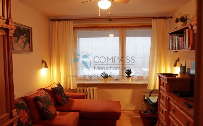 Mieszkanie dwupokojowe na sprzedaż Poznań, Stare Miasto, Winogrady, os.Wichrowe Wzgórze  47m2 Foto 4