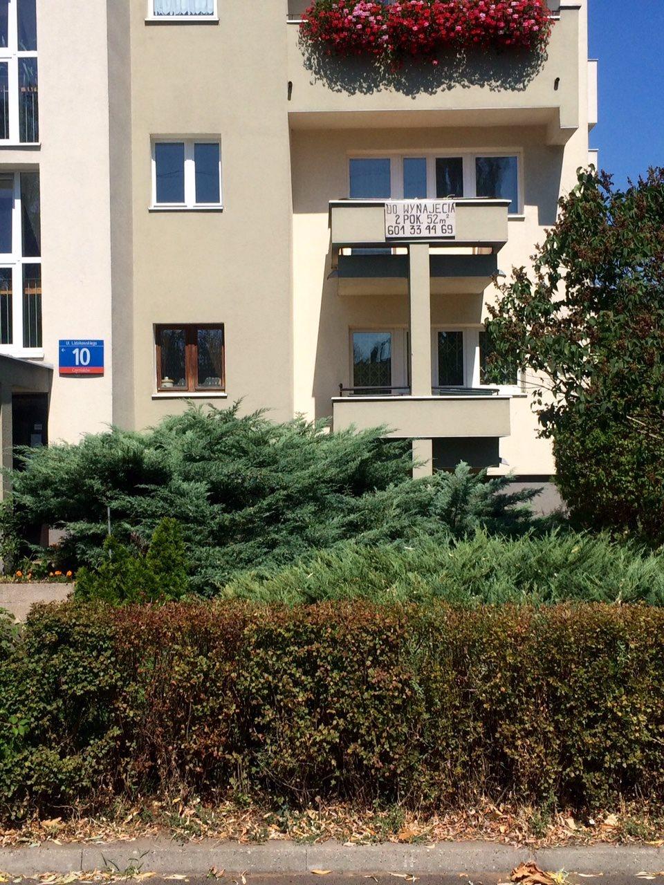 Mieszkanie dwupokojowe na wynajem Warszawa, Mokotów, Idzikowskiego 10  52m2 Foto 1
