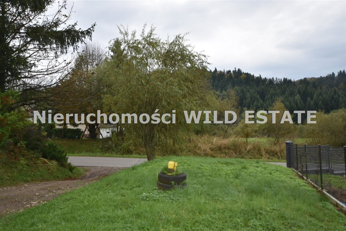 Działka rolna na sprzedaż Lesko, Manasterzec  4051m2 Foto 5