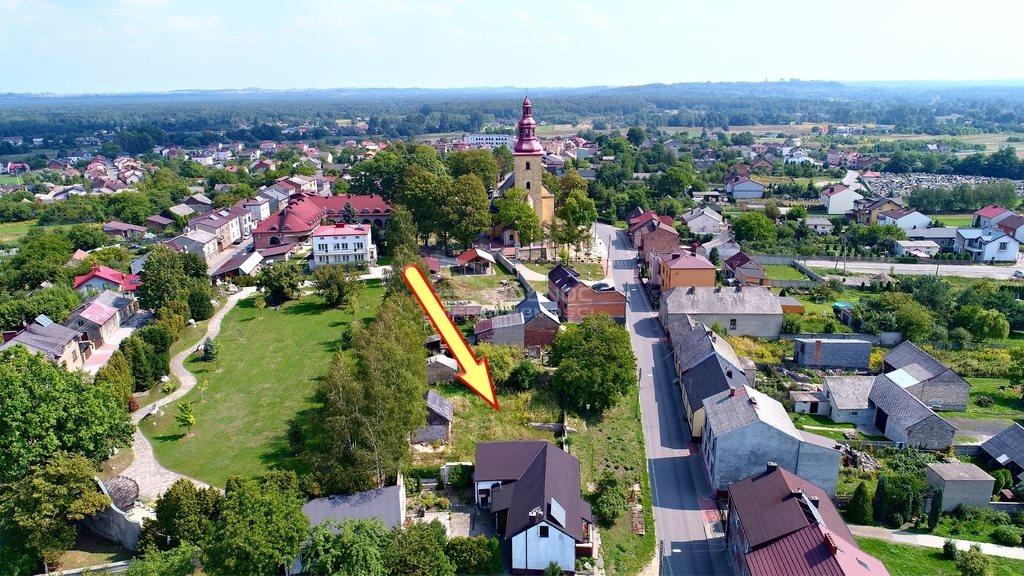 Działka budowlana na sprzedaż Myszków, Mrzygłód, Królowej Jadwigi  503m2 Foto 3