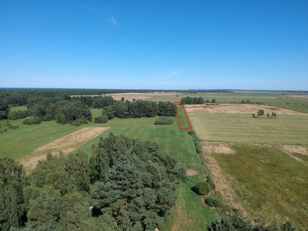 Działka rolna na sprzedaż Dębki  4200m2 Foto 3