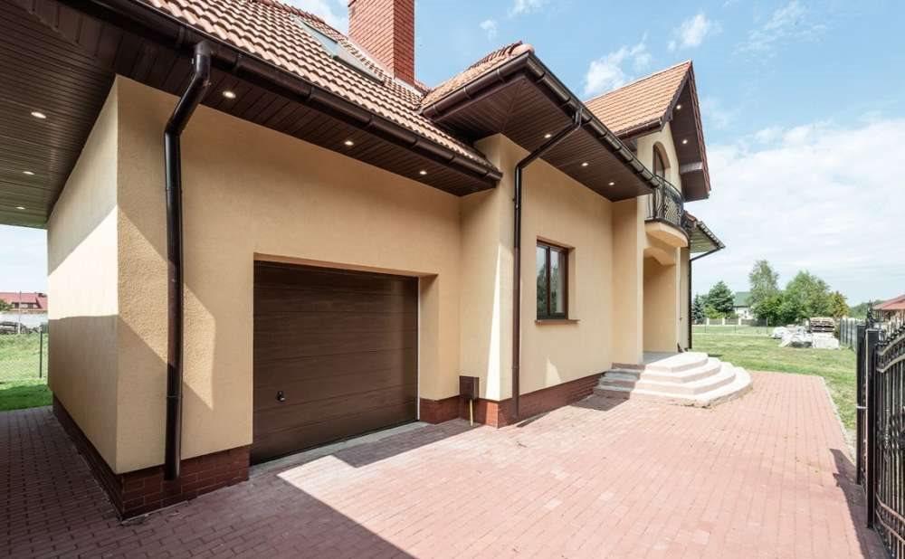 Dom na sprzedaż Borzęcin Duży, Trakt Królewski  243m2 Foto 1