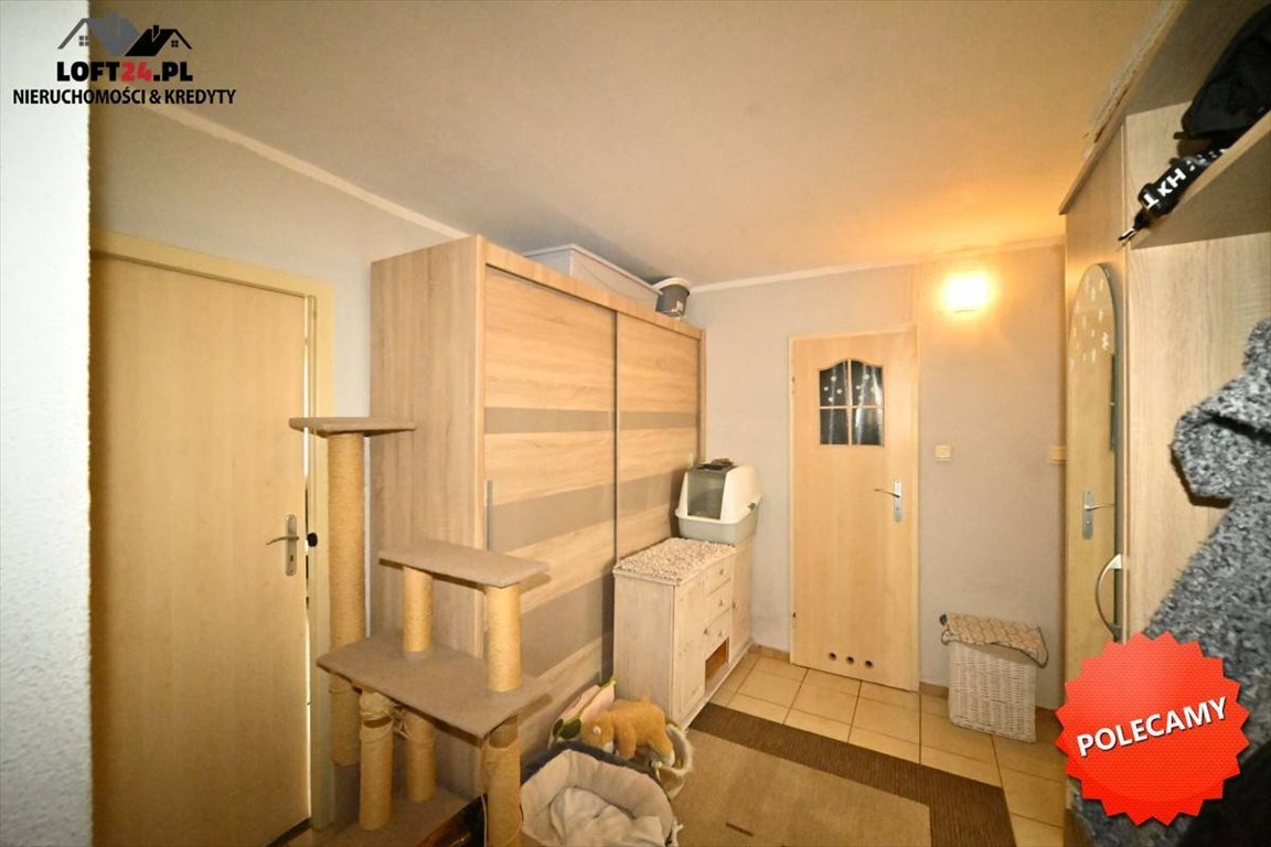 Mieszkanie trzypokojowe na sprzedaż Lubin, Przylesie, Krucza  64m2 Foto 7