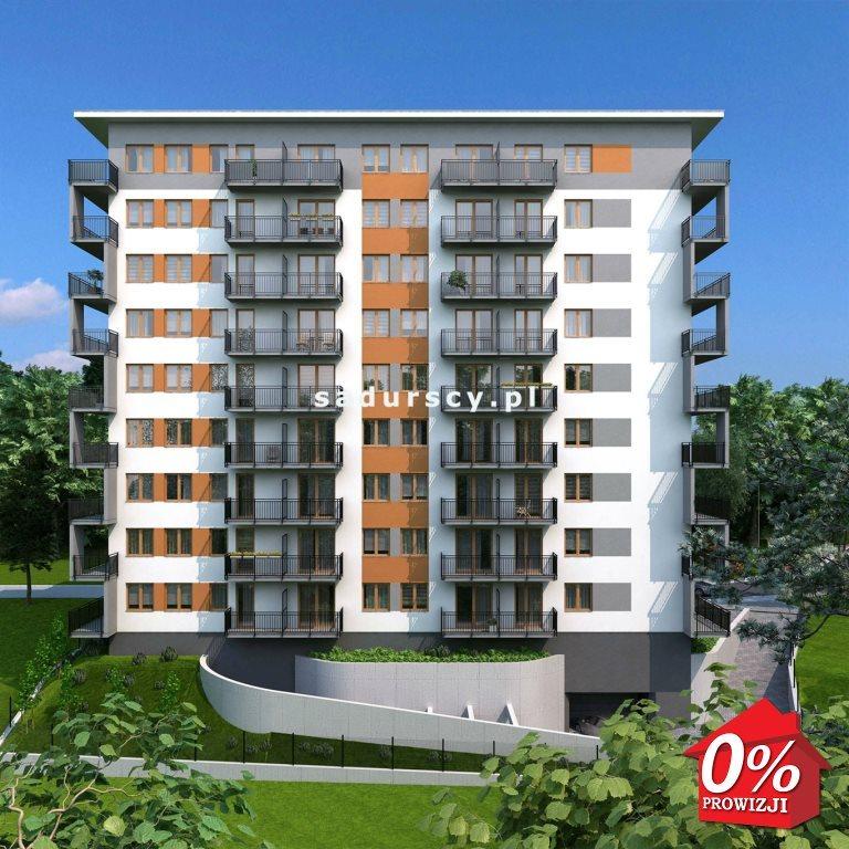 Mieszkanie trzypokojowe na sprzedaż Kraków, Podgórze, Płaszów, Saska - okolice  46m2 Foto 1