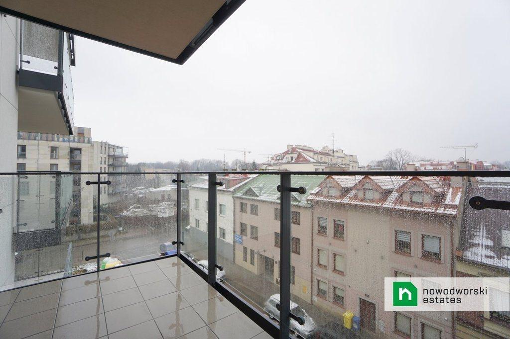 Mieszkanie trzypokojowe na wynajem Kraków, Podgórze, Przedwiośnie  54m2 Foto 13