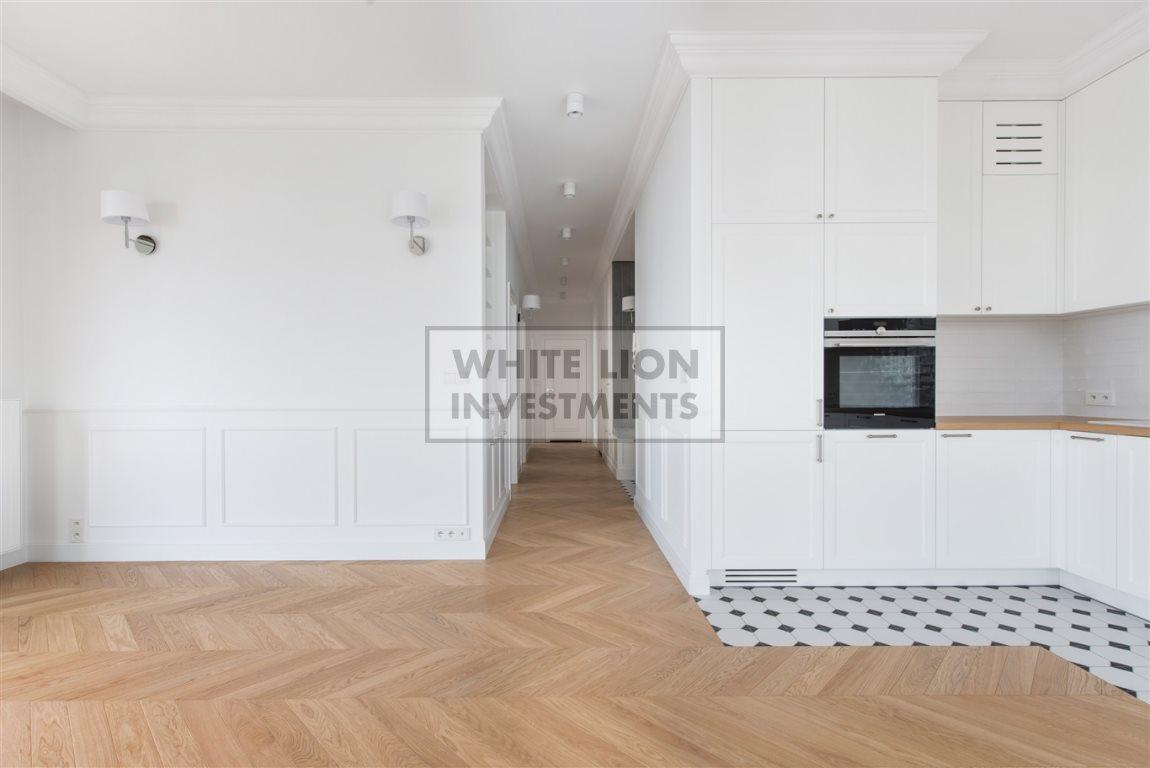 Mieszkanie czteropokojowe  na wynajem Warszawa, Mokotów, Białego Dębu  98m2 Foto 2