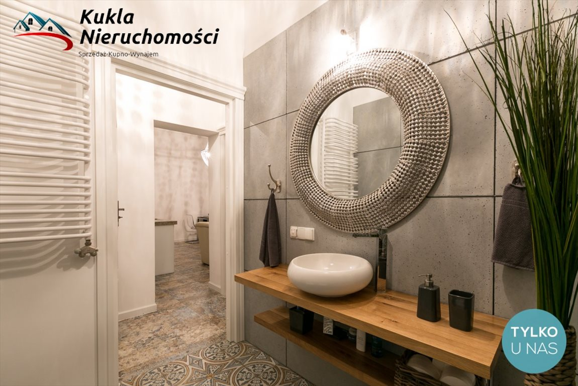 Mieszkanie dwupokojowe na wynajem Kraków, Stare Miasto, Marszałka Józefa Piłsudskiego  56m2 Foto 10
