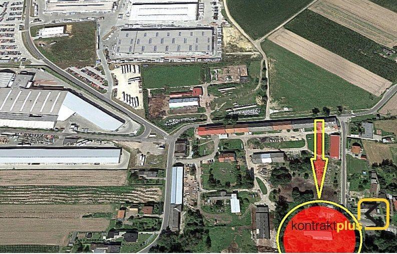 Lokal użytkowy na sprzedaż Kornice, Główna  843m2 Foto 8