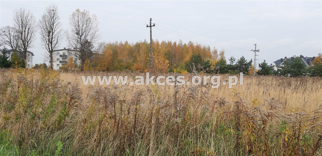 Działka budowlana na sprzedaż Chrzanów Mały  1731m2 Foto 1