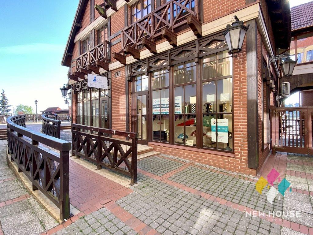 Lokal użytkowy na sprzedaż Mikołajki, al. Kasztanowa  35m2 Foto 1