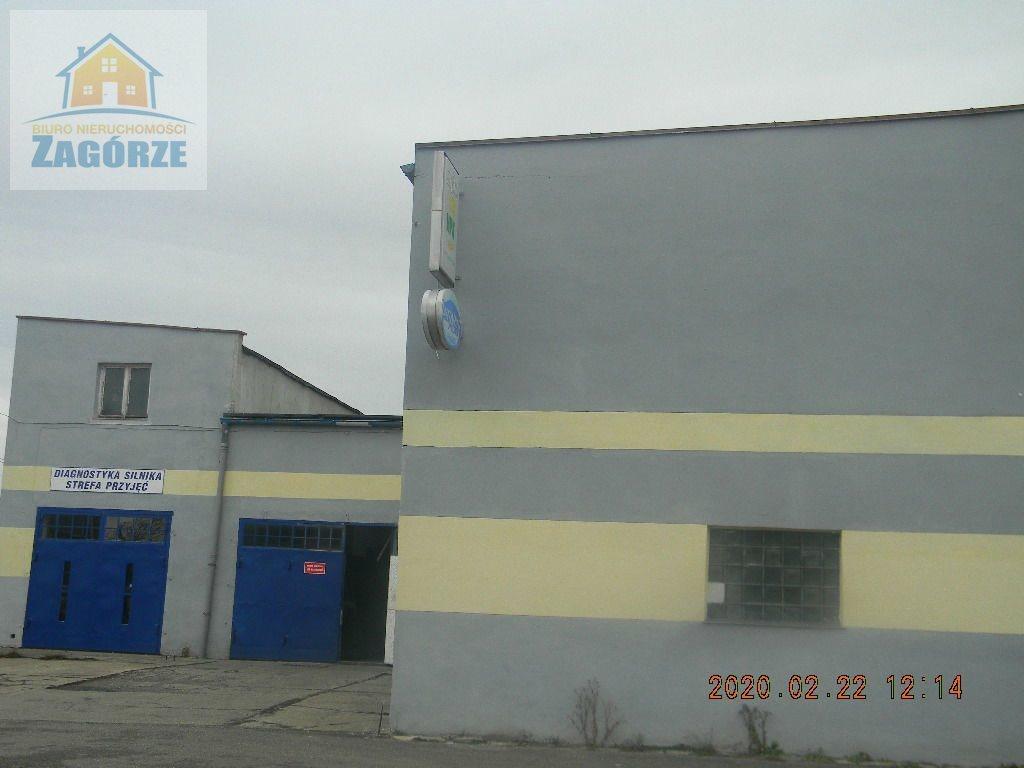 Lokal użytkowy na sprzedaż Dąbrowa Górnicza, Reden  300m2 Foto 3