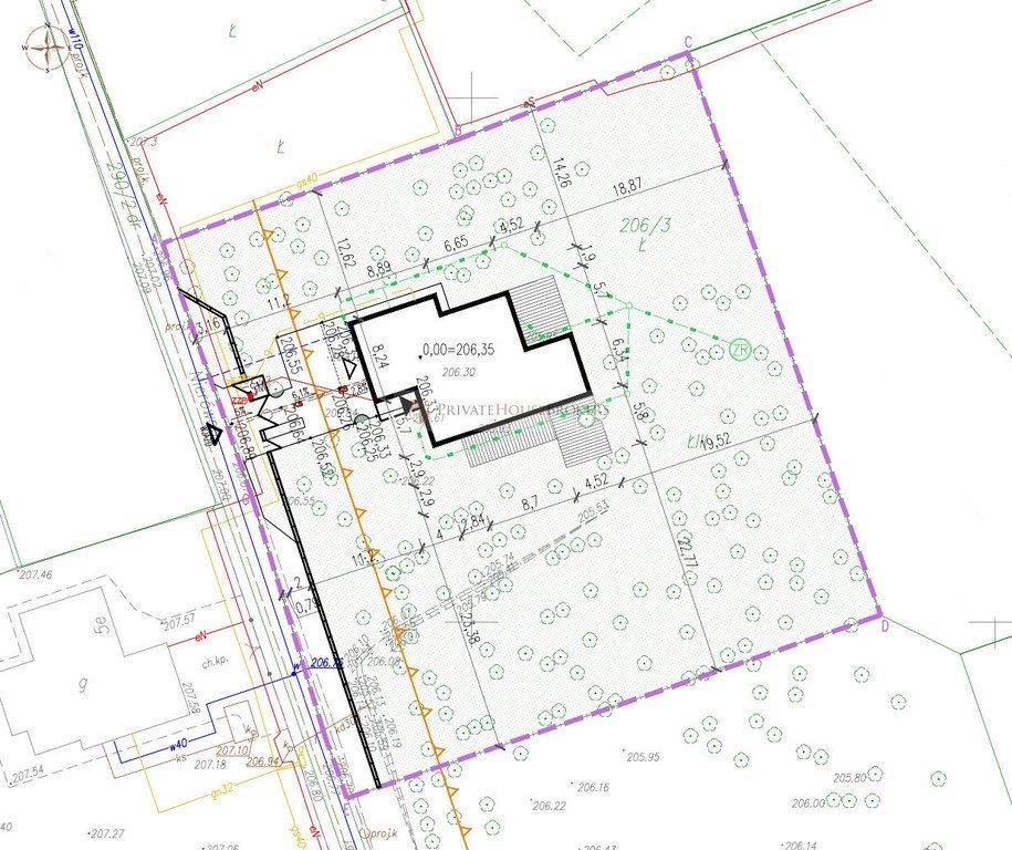 Działka budowlana na sprzedaż Kraków, Dębniki, Dębniki, Widłakowa  7938m2 Foto 12