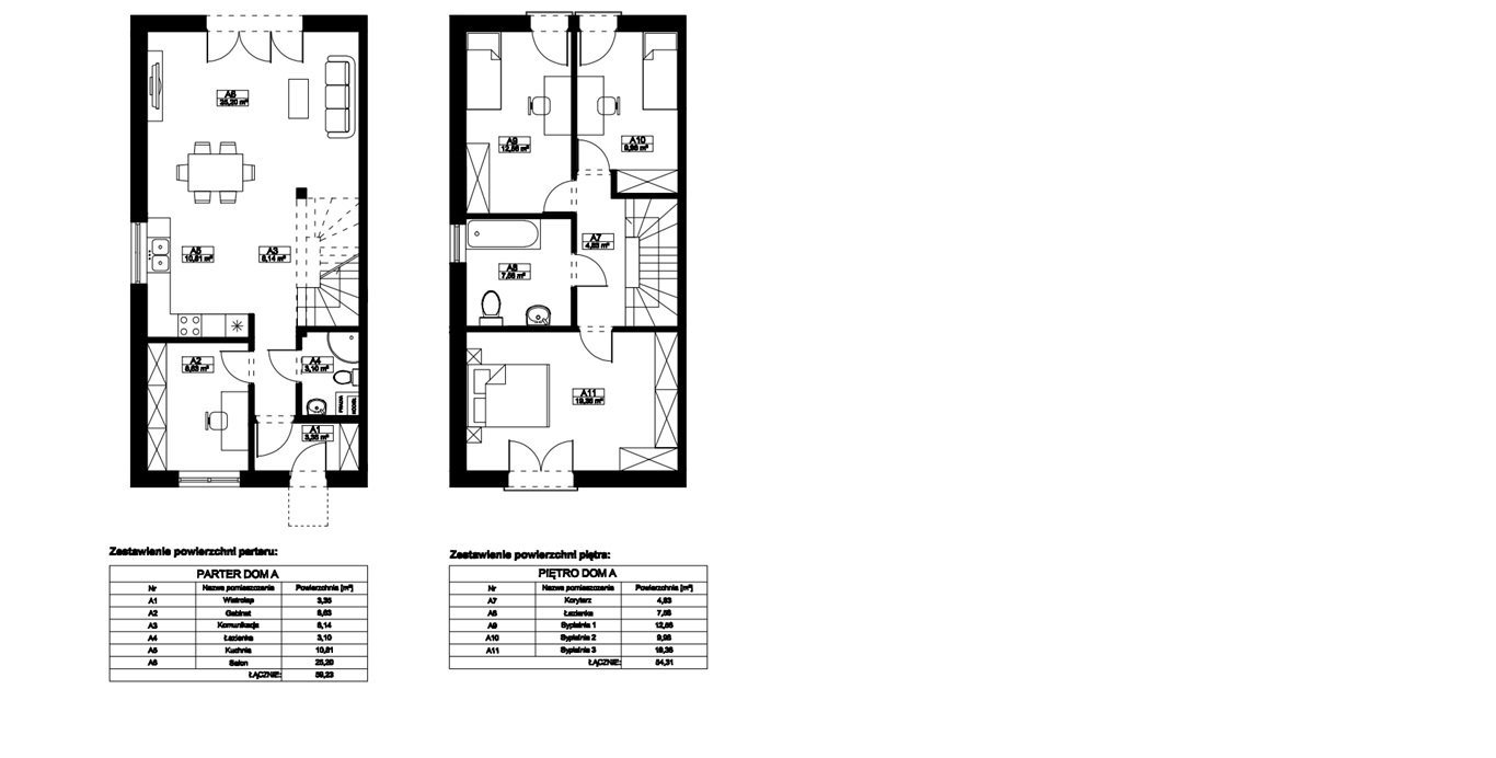 Dom na sprzedaż Puszczykowo  113m2 Foto 5