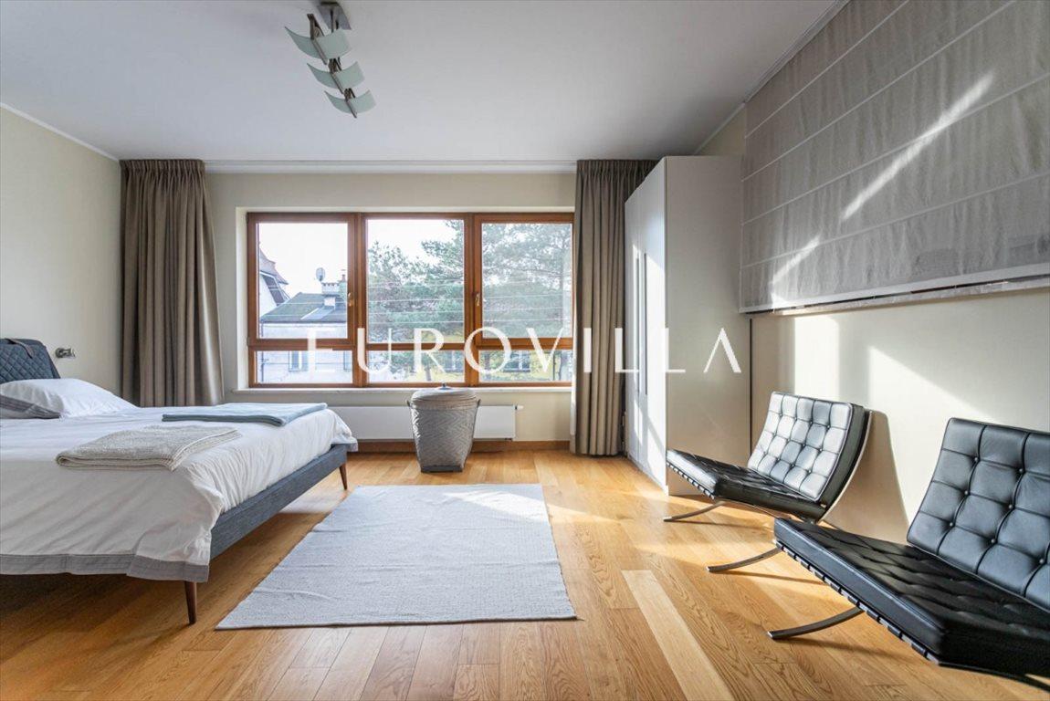 Luksusowy dom na sprzedaż Warszawa, Wilanów, Obornicka  380m2 Foto 5
