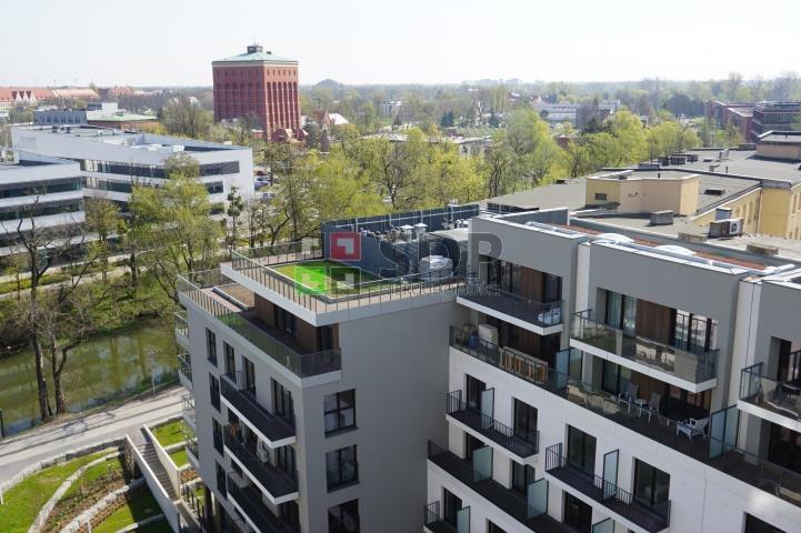 Mieszkanie trzypokojowe na sprzedaż Wrocław, Stare Miasto, Szybka  75m2 Foto 1