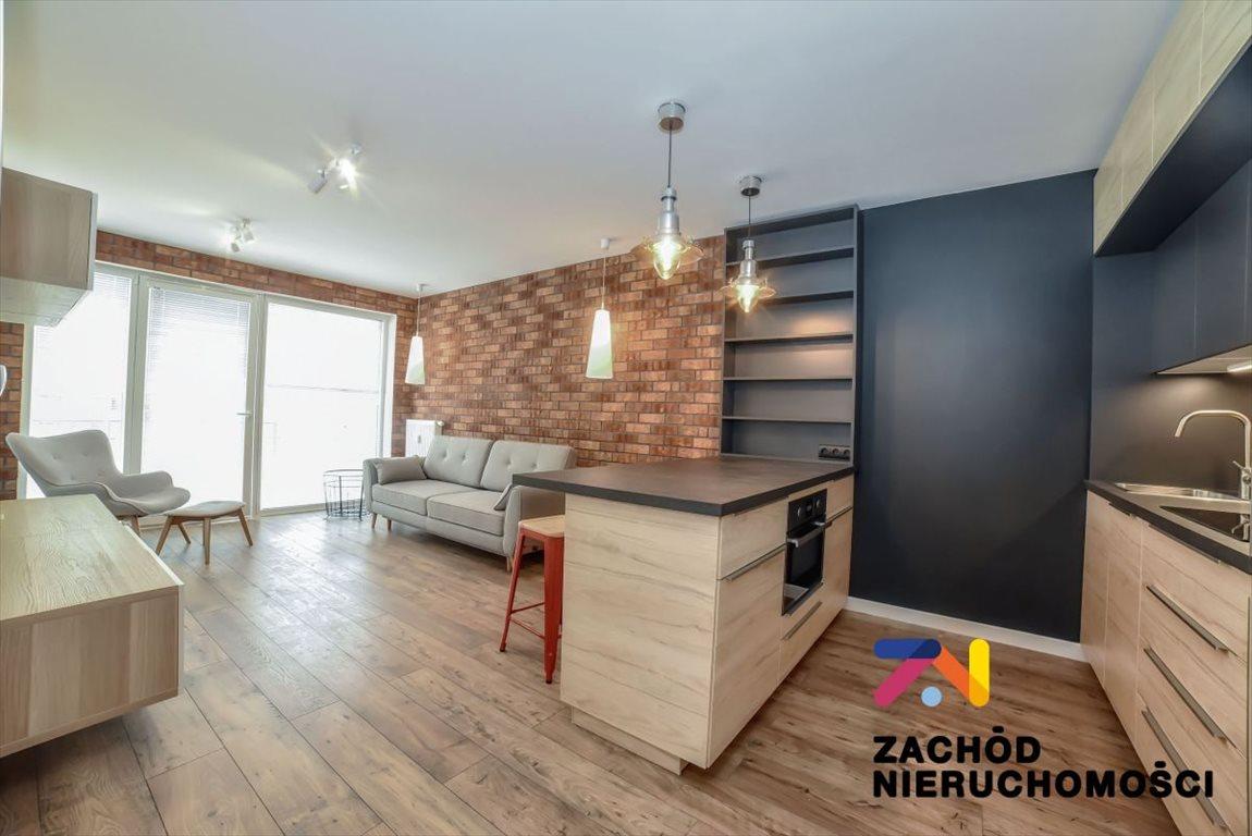 Mieszkanie dwupokojowe na wynajem Zielona Góra, Jędrzychów, Emilii Plater  43m2 Foto 1