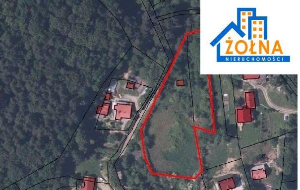 Działka budowlana na sprzedaż Jasło  100m2 Foto 1