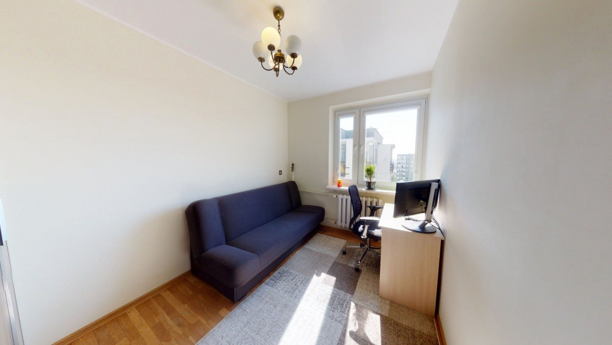 Mieszkanie trzypokojowe na sprzedaż Warszawa, Ursynów, Na Uboczu  52m2 Foto 5