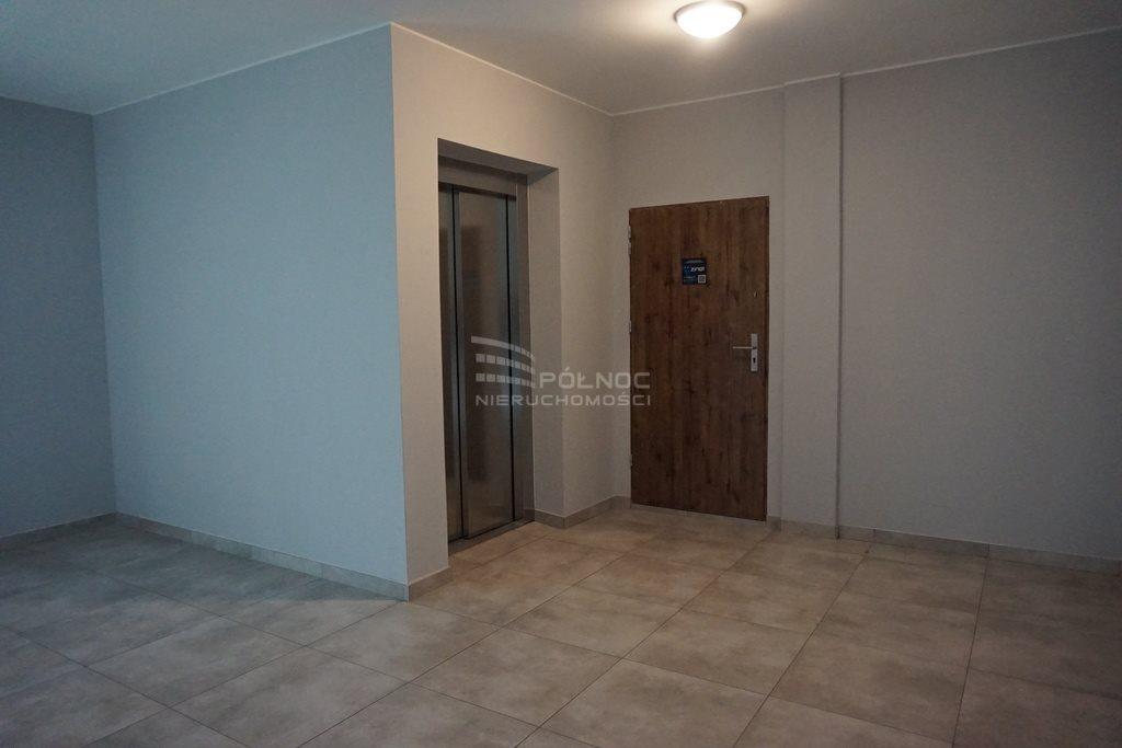 Mieszkanie dwupokojowe na wynajem Pabianice, Nowe 2 pokoje, winda, balkon, miejsce postojowe, Centrum  39m2 Foto 11