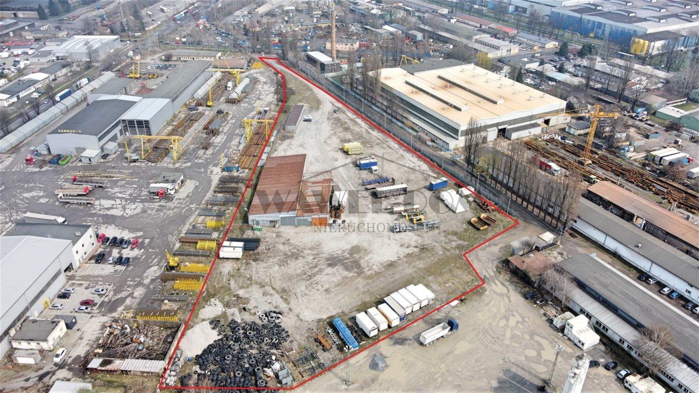Działka przemysłowo-handlowa na sprzedaż Kraków, Nowa Huta  20000m2 Foto 6