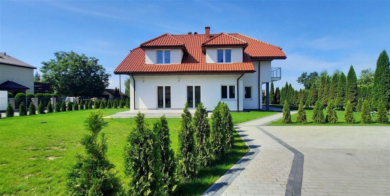 Dom na wynajem Kraków, Nowa Huta, Glinik  130m2 Foto 1