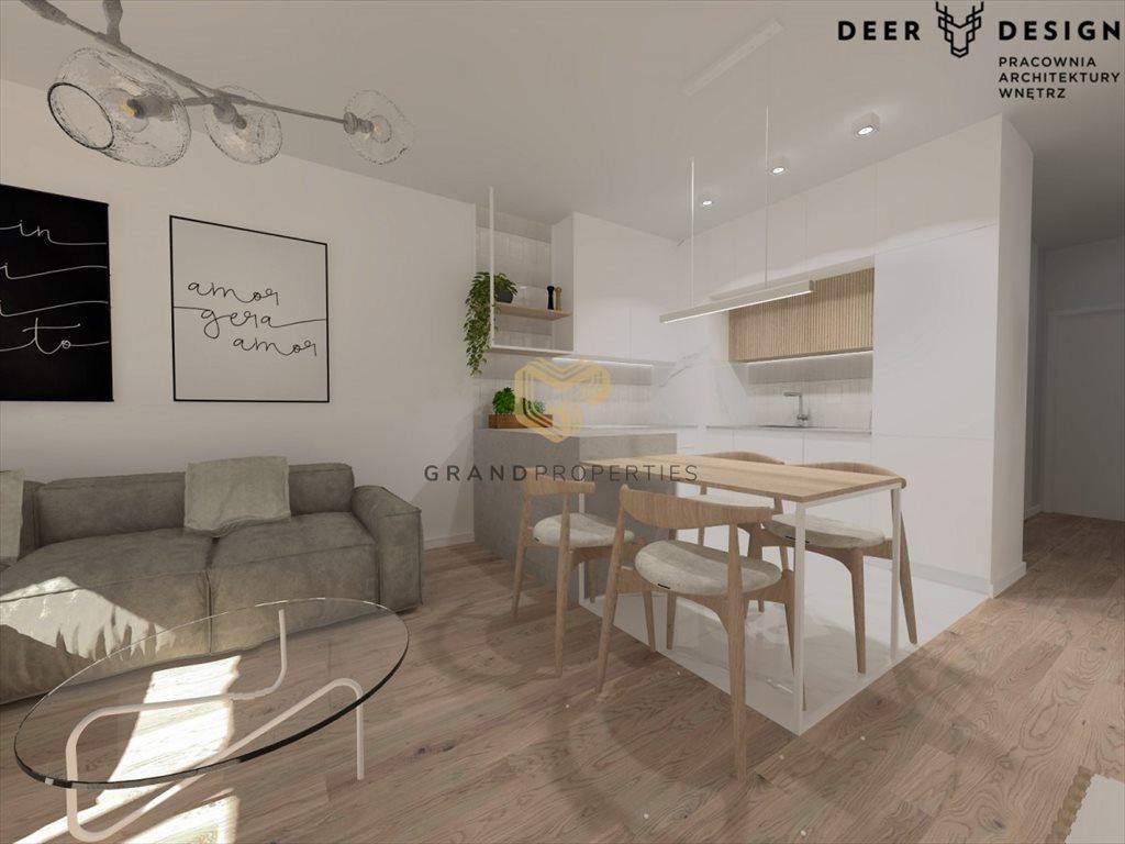 Mieszkanie dwupokojowe na sprzedaż Warszawa, Mokotów Sadyba  43m2 Foto 1