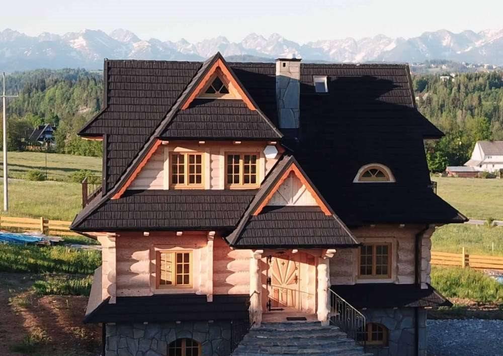 Dom na sprzedaż Bukowina Tatrzańska, Nadwodnia  213m2 Foto 1