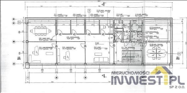 Działka inwestycyjna na sprzedaż Olsztyn, Centrum, Centrum  1400m2 Foto 2