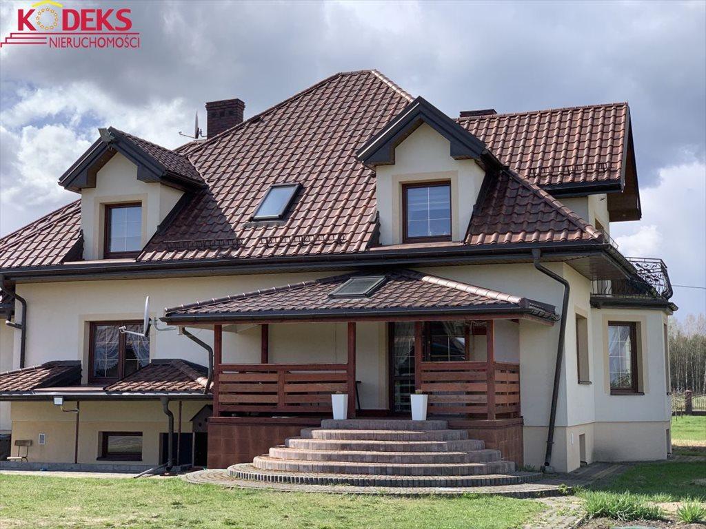 Dom na sprzedaż Chorzele  450m2 Foto 1