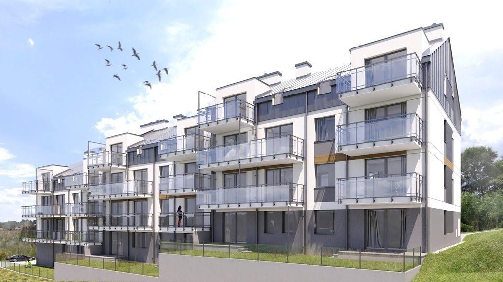 Mieszkanie czteropokojowe  na sprzedaż Rzeszów, Staroniwska  65m2 Foto 1