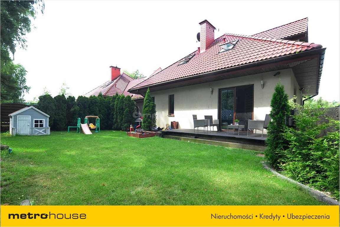 Dom na sprzedaż Góraszka, Wiązowna  160m2 Foto 3