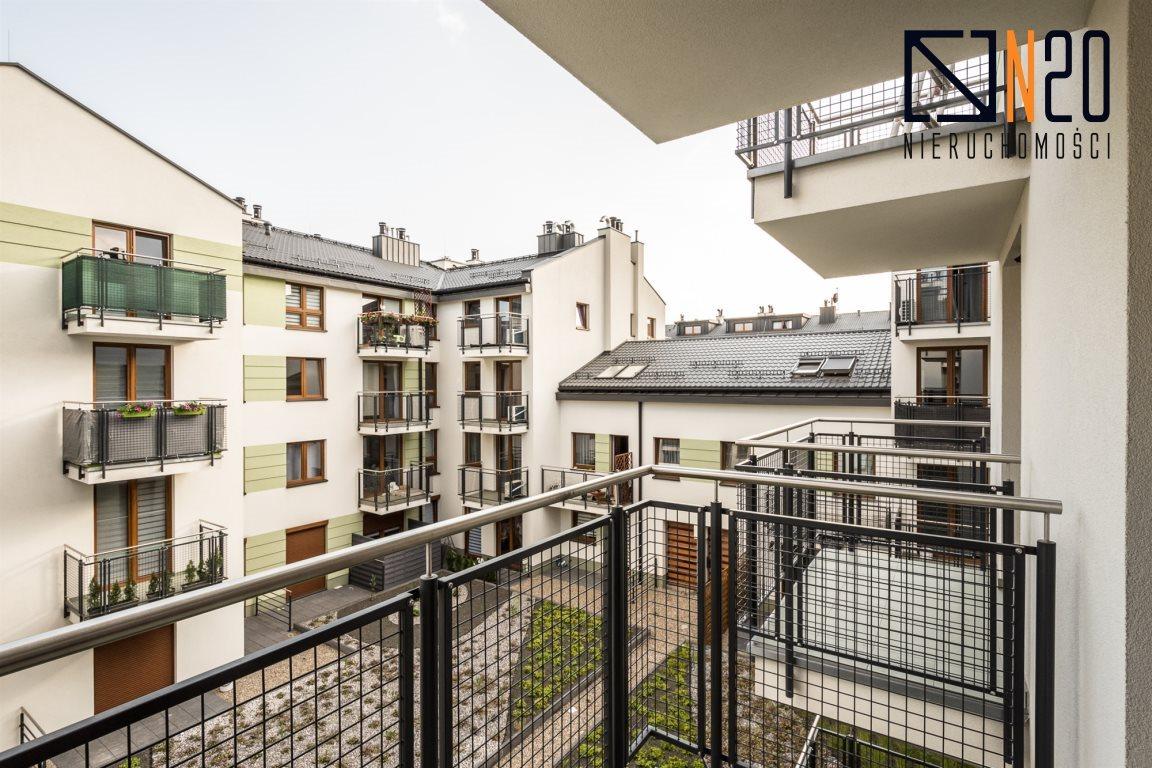 Mieszkanie dwupokojowe na sprzedaż Kraków, Bieżanów-Prokocim, Osiedle Złocień, Henryka i Karola Czeczów  41m2 Foto 8