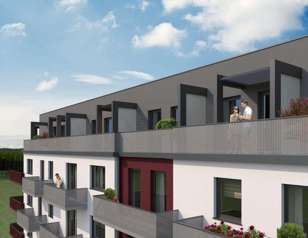 Mieszkanie trzypokojowe na sprzedaż Nowa Sól, Konstytucji 3 Maja  81m2 Foto 2