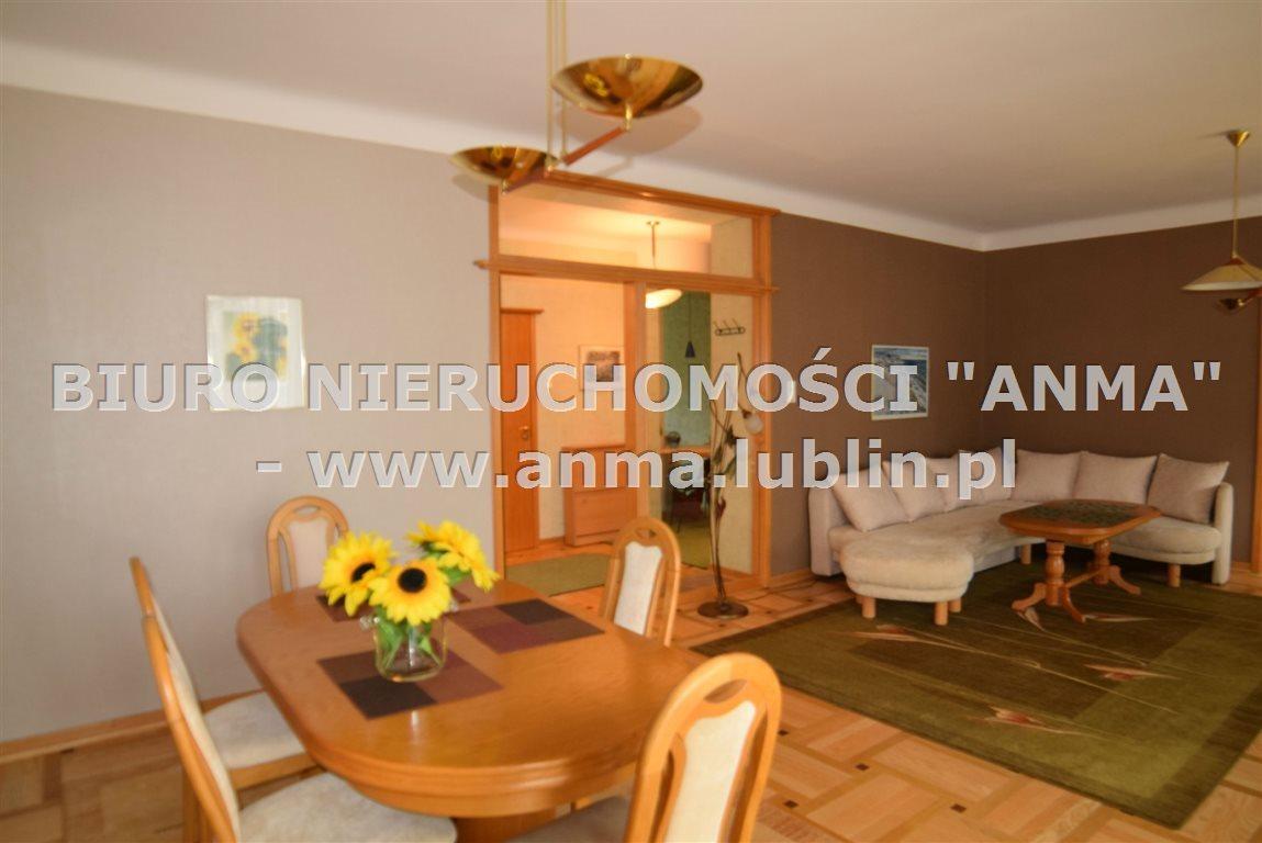 Mieszkanie trzypokojowe na wynajem Lublin, Śródmieście, Centrum  91m2 Foto 6