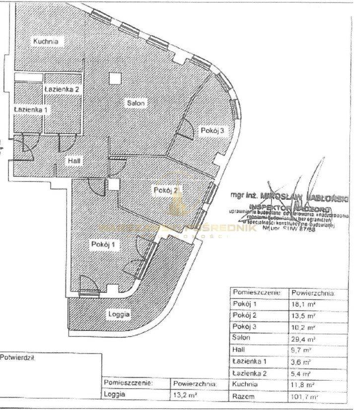 Mieszkanie czteropokojowe  na sprzedaż Warszawa, Ochota Szczęśliwice, Bitwy Warszawskiej 1920 r.  100m2 Foto 12