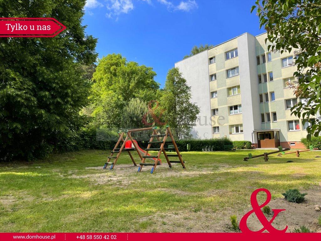 Mieszkanie dwupokojowe na sprzedaż Gdańsk, Oliwa, Piotra Michałowskiego  36m2 Foto 9