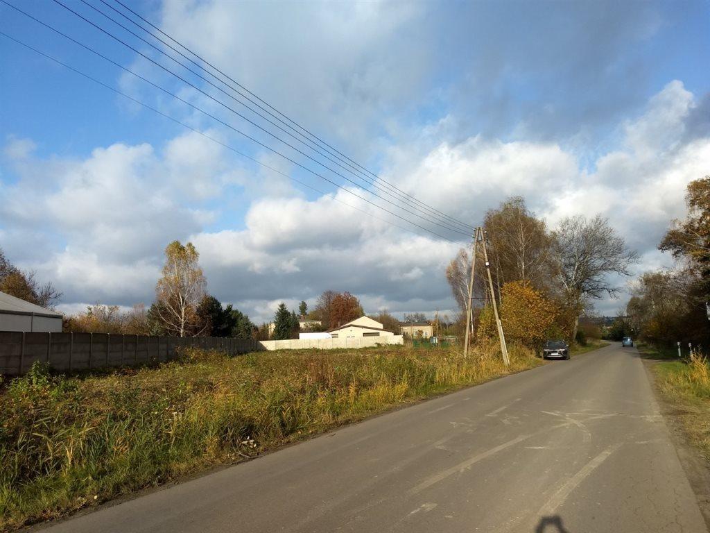 Działka inna na sprzedaż Częstochowa, Kawodrza Dolna, Przestrzenna  1400m2 Foto 1